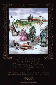 Obálka titulu Mysterious Prague Nights, or Ghosts nad Legends of Old Prague
