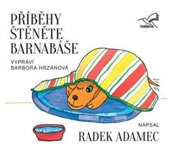 Obálka titulu Příběhy štěněte Barnabáše