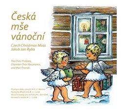 Obálka titulu Česká mše vánoční... a další vánoční skladby