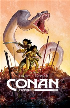 Obálka titulu Conan z Cimmerie - Svazek I.