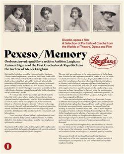 Obálka titulu Pexeso Memory 1