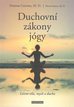 Obálka titulu Duchovní zákony jógy