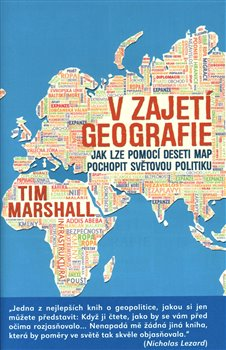 Obálka titulu V zajetí geografie
