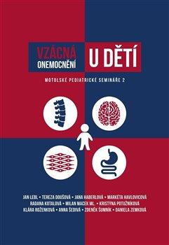 Obálka titulu Vzácná onemocnění u dětí