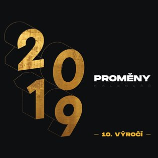 Kalendář Proměny 2019
