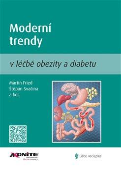Obálka titulu Moderní trendy v léčbě obezity a diabetu