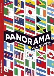 Panorama vlajek světa