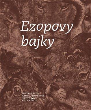 Ezopovy bajky - Marta Knauerová | Booksquad.ink