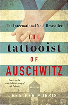 Obálka titulu Tattooist of Auschwitz