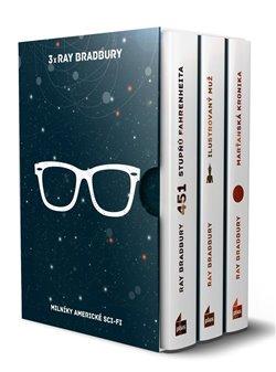 Obálka titulu Ray Bradbury BOX
