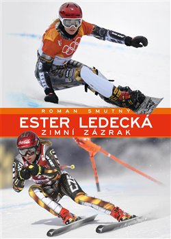 Obálka titulu Ester Ledecká