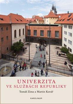 Obálka titulu Univerzita ve službách republiky