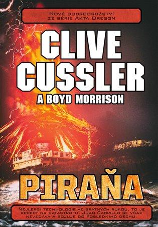 Piraňa - Clive Cussler, | Booksquad.ink