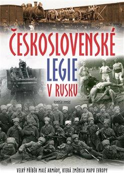 Obálka titulu Československé legie v Rusku