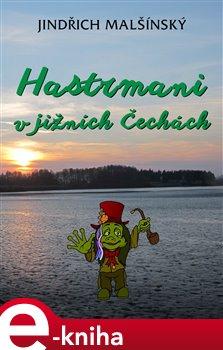 Obálka titulu Hastrmani v jižních Čechách
