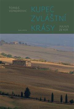 Obálka titulu Kupec zvláštní krásy - Julius Zeyer