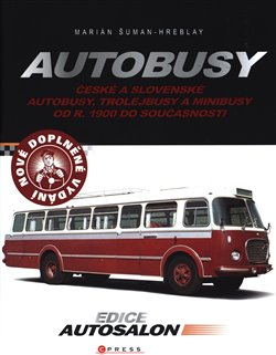 Obálka titulu Autobusy