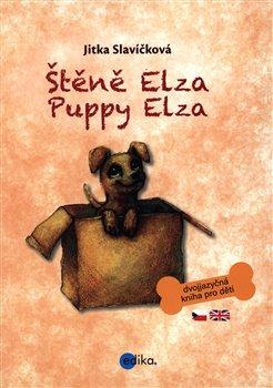 Obálka titulu Štěně Elza
