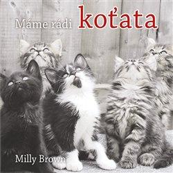 Obálka titulu Máme rádi koťata