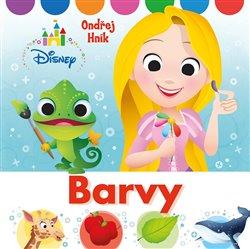 Obálka titulu Disney - Barvy