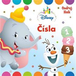 Obálka titulu Disney - Čísla