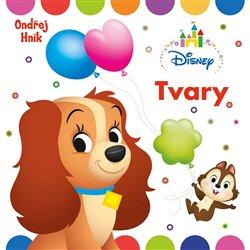 Obálka titulu Disney - Tvary