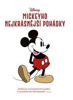 Obálka titulu Disney - Mickeyho nejkrásnější pohádky