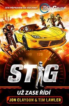 Obálka titulu Top Gear - Stig už zase řídí