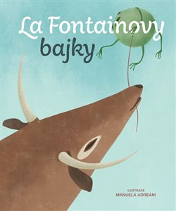 Obálka titulu La Fontainovy bajky