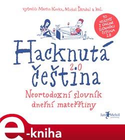 Obálka titulu Hacknutá čeština