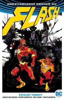 Obálka titulu Flash 2: Rychlost temnoty