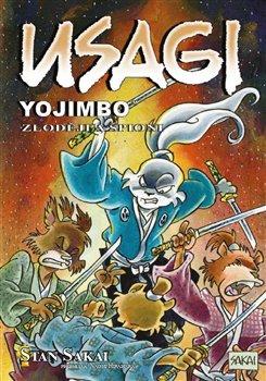 Obálka titulu Usagi Yojimbo: Zloději a špehové