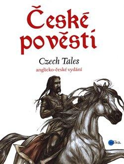 Obálka titulu České pověsti - angličtina