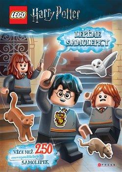 Obálka titulu Lego Harry Potter Lepíme samolepky