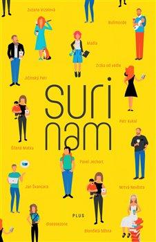 Obálka titulu Surinam