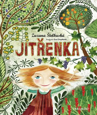 Jitřenka - Zuzana Štelbaská   Booksquad.ink