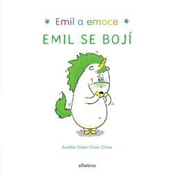 Obálka titulu Emil se bojí