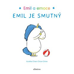 Obálka titulu Emil je smutný