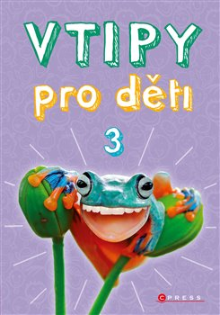 Obálka titulu Vtipy pro děti 3