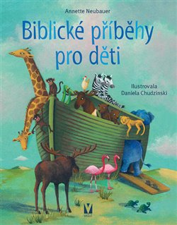 Obálka titulu Biblické příběhy pro děti