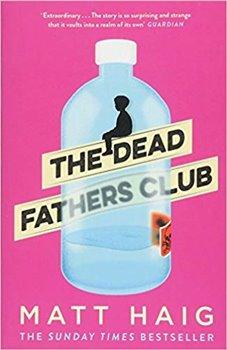Obálka titulu Dead Fathers Club