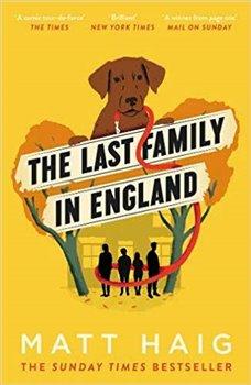 Obálka titulu Last Family in England