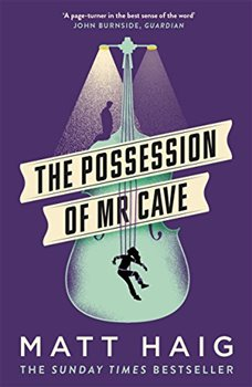Obálka titulu The Possession of Mr Cave