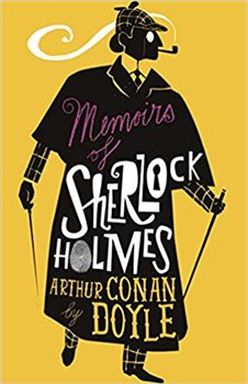 Obálka titulu Memoirs of Sherlock Holmes