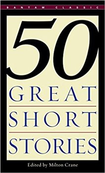 Obálka titulu Fifty Great Short Stories (Bantam Classics)