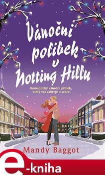 Obálka titulu Vánoční polibek v Notting Hillu