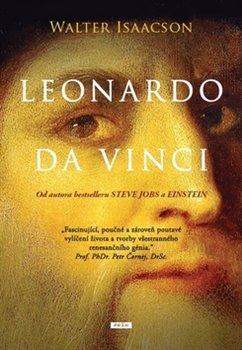 Obálka titulu Leonardo da Vinci