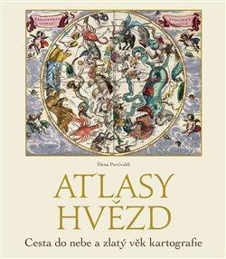 Obálka titulu Atlasy hvězd