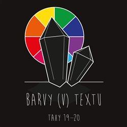 Obálka titulu Tahy 2017, 19–20, literárněkulturní revue