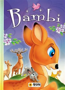 Obálka titulu Sněhurka, Bambi